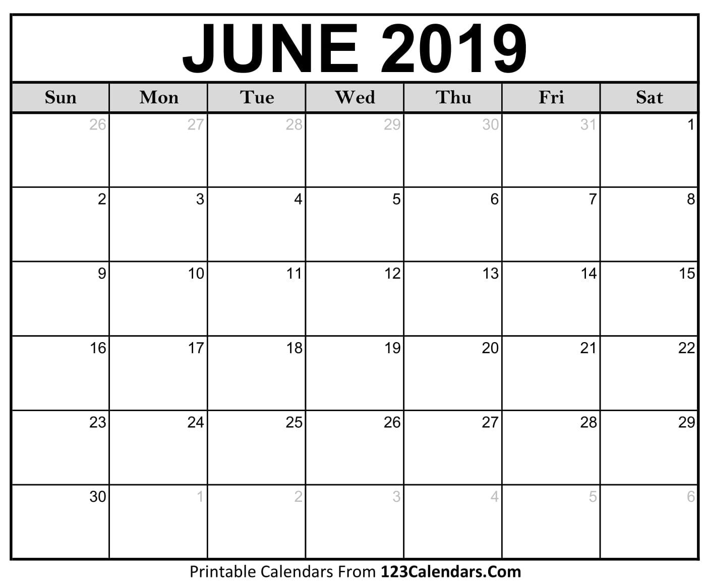 Ko Fi Printable June Calendar Ko Fi Where Creators Get Paid