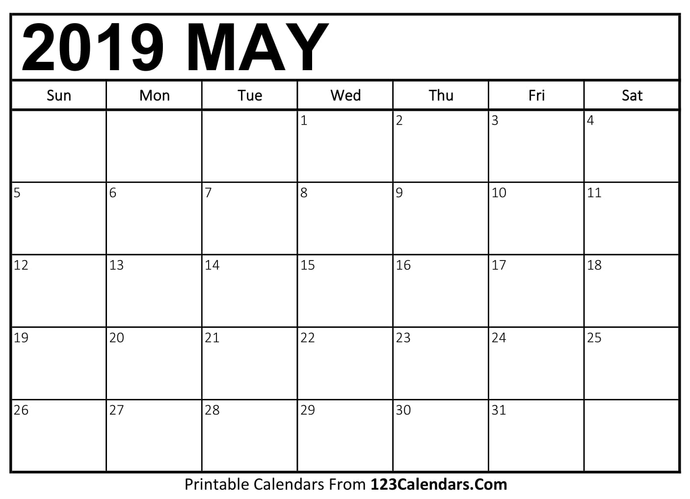 Calendar May To December : Printable may calendar templates calendars